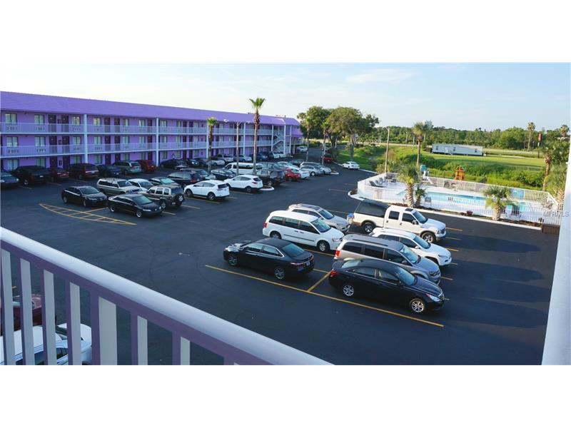 107 Room Limited Service Hotel Near Disney Kissimmee